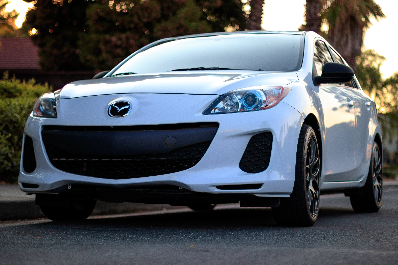 Må du bruge din Mazda 2 til erhverv?