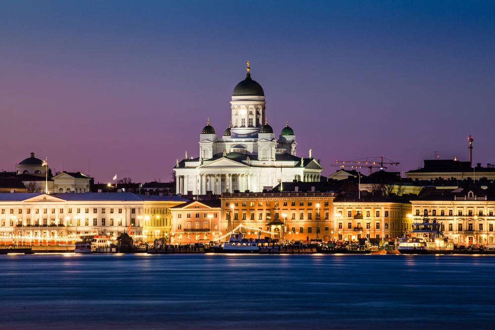 Helsinki er en anderledes og hyggelig weekendtur